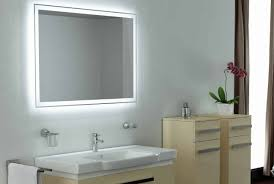 lighting behind mirror. the stunning lights behind mirror would make you appear extremely beautiful and in by throwing extra light stunningly pretty lighting i