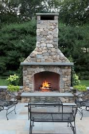 Pin by Carlene Cross on Outdoor   Outdoor fireplace patio, Backyard  fireplace, Outdoor stone fireplaces