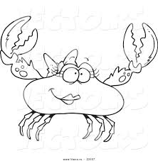 Small Picture Crab Clip Art Coloring PageClipPrintable Coloring Pages Free