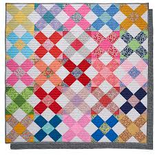 Cross Quilt Pattern Enchanting Sew A Stunner Liberty Crosses Free Quilt Pattern By Lynne Goldsworthy