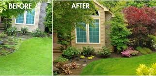 Landscape Design Front Yard Curb Appeal Landscaping Gardening with regard  to Ideas For Curb Appeal Landscaping