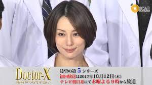 米倉涼子は子供いるの諦めた説と安住紳一郎と再婚の可能性は