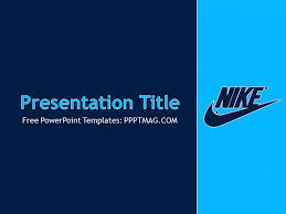 Download Free Ppt Templates Nike Ppt Template Free Download Inagent Info