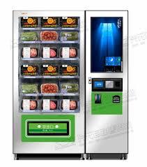 Fruit Vending Machine Awesome China Vegetable And Fruit Vending Machine With Elevator And Touch
