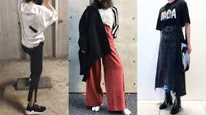ストリートファッションレディース21選3つのコツでクールな大人女子