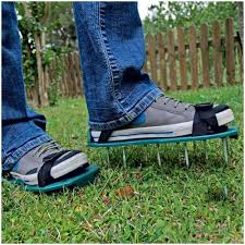 garden aerator. Lawn Care Garden Grass Sod Aerator Spike Spiked Strap Shoes Tools Online With $38.8/Piece On 7