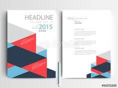 the royalty free vector abstract vector modern flyer design brochure design