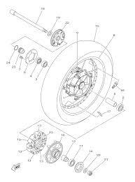 Yamaha super tenere 1200 rear wheel replacement