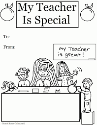 Small Picture School House Coloring Pages Coloring For Kids My Teacher Is