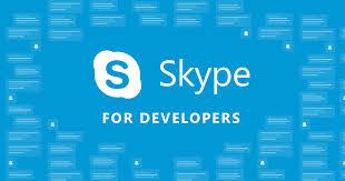 Skype For Developers