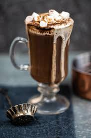 hot chocolate with marshmallows and whipped cream. Perfect Marshmallows Red Wine Hot Chocolate This Indulgent Drink With Marshmallows And Whipped  Cream Topping Is Definitely In Hot Chocolate With Marshmallows And Whipped Cream Supergolden Bakes