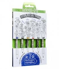 Купить <b>Растущий карандаш Итальянские</b> травы цветные 6шт RK ...