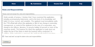 Draft Paper Online Ttb Permits Online Request To Have Records For Applications