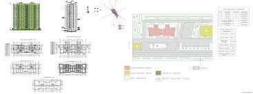 Курсовые и дипломные проекты Многоэтажные жилые дома скачать  Курсовой проект 17 ти этажный двухсекционный 128 ми квартирный крупнопанельный жилой дом серии