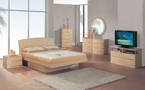 Light Wood Bedroom Furniture Natural Wood Bedroom Furniture