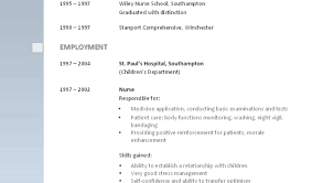 Resume Format Download Free Resume Format For Doctors Freshers