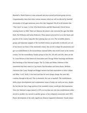 bless me ultima book report essay book report bless me ultima  2 pages baseball history essay