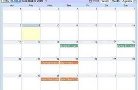 how to make a agenda how to make an embedded google calendar show in agenda chron com