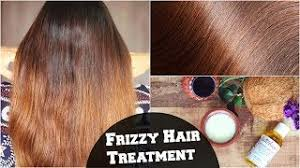 frizzy hair treatment for dry damaged