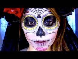 mexican day of the dead makeup photo 2