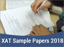 xat sample papers and pratice papers here xat sample papers