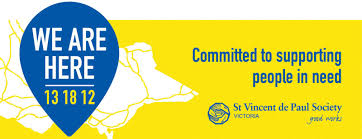 Find out about the current restrictions in place. Covid 19 Vinnies Victoria St Vincent De Paul Society Good Works
