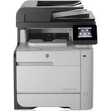 Hp Laserjet Pro Color M476dw A4 Colour Multifunction Laser Printer
