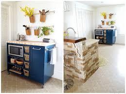 Modern Portable Kitchen Island Ideas Movable Diy Rolling Breakfast