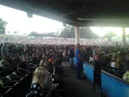 Piedmont Park Concert Seating Chart Early On In The Luke Bryan Concert Picture Of Aarons