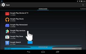 Google Play Customer Service How To Check Manage And Clear Data Cache Stored By Google Play