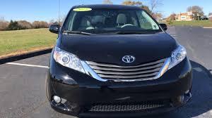 2014 Toyota Sienna XLE Premium (SI92220A) - YouTube