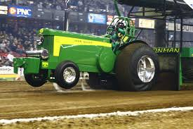 tractor pulling race racing hot rod