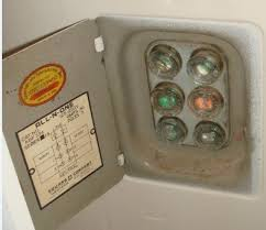 buying a house built in the 1950 s or 1960 s home inspector san old fuse box