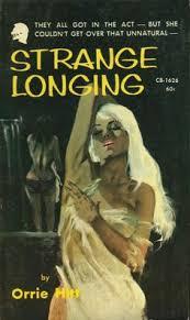 strange longing pulp fiction artpulp artpulp magazinemagazine coversbook cover
