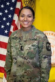 SENIOR SPOTLIGHT -... - UTSA Army ROTC - Roadrunner Battalion ...