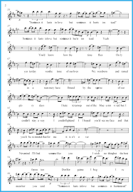 adele sheet music someone like you adele score and track sheet music free musica