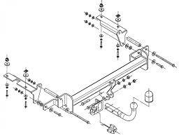 Wiring diagram for vauxhall zafira towbar valid tow bar steinhof sto 232 opel zafira 05 trodo