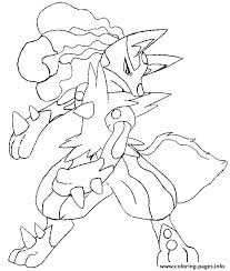 Small Picture pokemon x ex 13 Coloring pages Printable