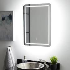 fry led lighted mirror lighted mirror61 lighted
