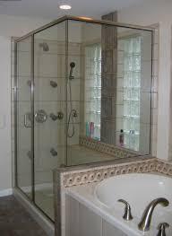 Bathroom White Fiberglass Tub Shower With Grab Bar Bathtub Source - Bathroom remodeling st louis mo