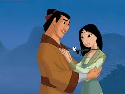 "blu ray review ""mulan"" th anniversary edition movie  shang and mulan in mulan"