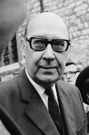 philip larkin to get a memorial stone in poets corner at  the british poet philip larkin in london in 1984