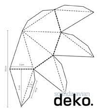 4be1b9a1af9ffd8ecf3215f05fa62704 diy origami origami paper 3d gem template everything paper pinterest on, zentangle and on fortune teller paper template