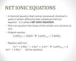 net ionic