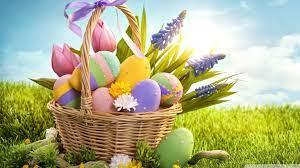 Easter Eggs Ultra HD Desktop Background ...