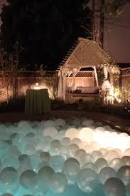 Creative of Pool Wedding Ideas 17 Best Ideas About Pool Wedding Decorations  On Pinterest