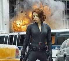 Black Widow in movie theaters ...