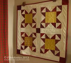 Fiber Antics by Veronica: 2013 & This one was made early in my quilting career. Adamdwight.com