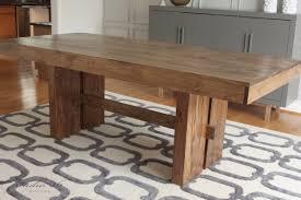 emmerson dining table tablewdecor tableoverall