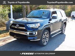 2014 Used Toyota 4Runner 4WD 4dr V6 Limited at Honda of ...